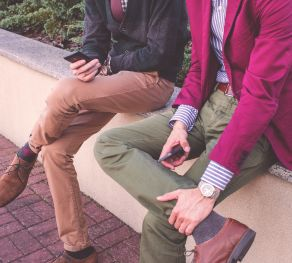How to dress in your 40s