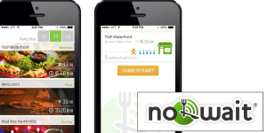 """""""Nowait"""" to Get into a Restaurant with a New App"""