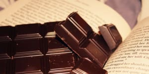 Artisanal Chocolate Bars for Lovers of Literature