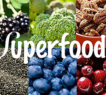 Top 7 superfoods for peak performance