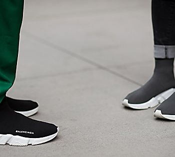 Reinforcing the Sole: Why Sneakers With Big Soles Are Afoot in High Fashion
