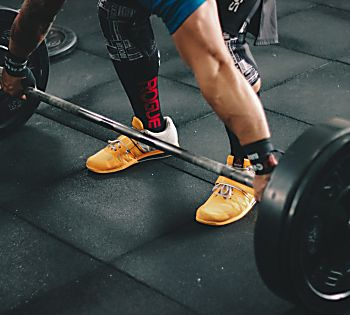 Don't Sleep on Deadlifting in The Gym