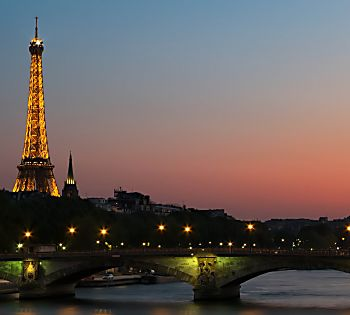 Is Paris truly the home of love and romance?