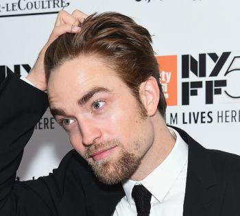 Stealing from Robert Pattinson