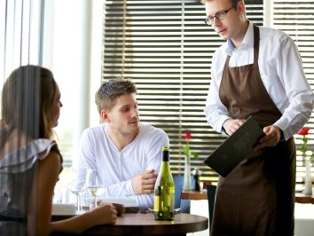 "Good Restaurant Etiquette While on a Date ""On Both Sides Of The Table"""