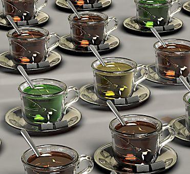 Understanding Teas: The Difference Between Black, Green, and Purple Tea