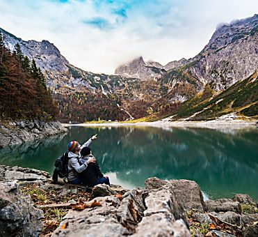 3 Most Romantic Hiking Adventure Vacations
