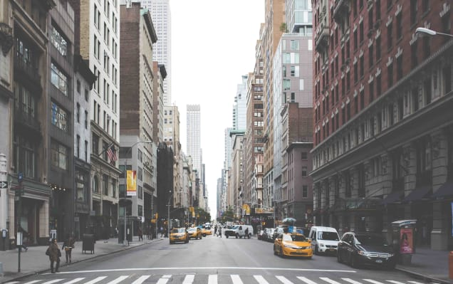 A Date in the City: New York