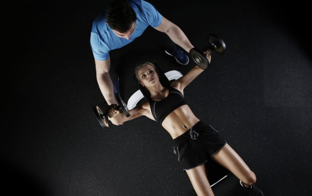 7 Reasons Couples Who Workout Together, Stay Together