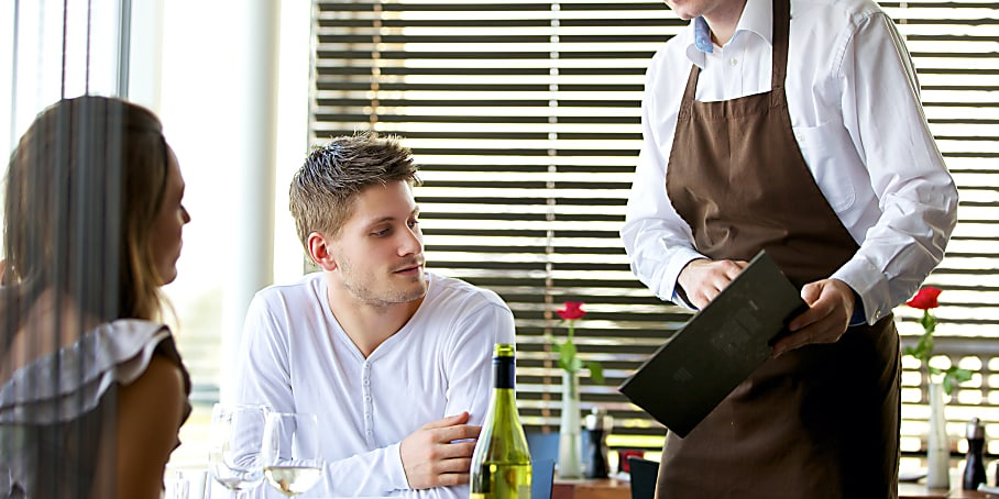 """Good Restaurant Etiquette While on a Date """"On Both Sides Of The Table"""""""