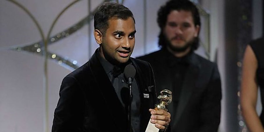 Twitter Is Livid Over Male Feminist Aziz Ansari Treating Date Like A Douchey Frat Boy