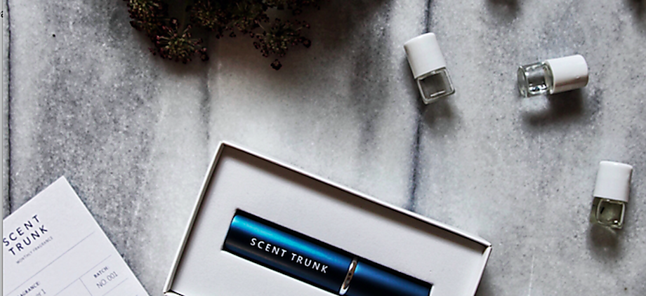 Scent Trunk: A New Way to Discover Your Signature Fragrance