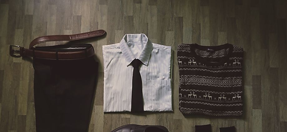 How To Choose Men's Clothing
