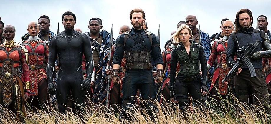 The Inevitable Success of 'Avengers: Infinity War' Thanks To 'Black Panther'