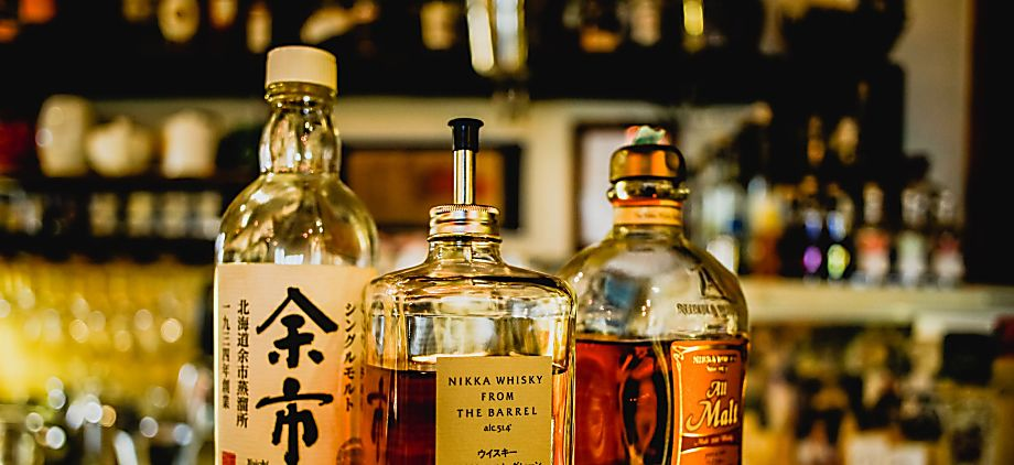 Maybe Try Out Japanese Whiskey