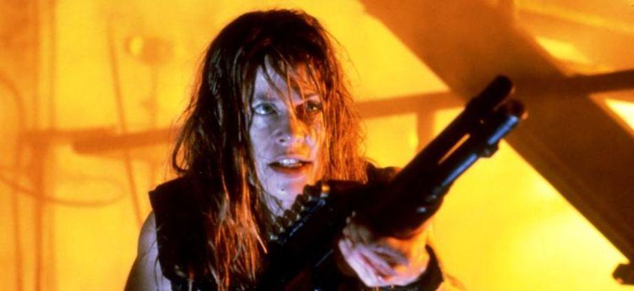 Linda Hamilton returns as Sarah Connor in Terminator 6