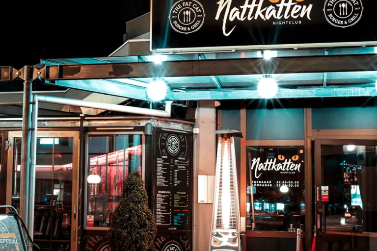 Restaurang i Helsingborg -  Nattkatten, The Fat Cat