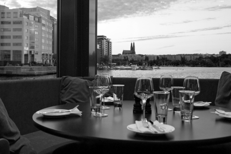 Restaurang i Stockholm -  Bankomat Seaside