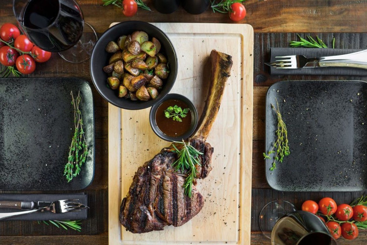 Steak Club by Most Wanted