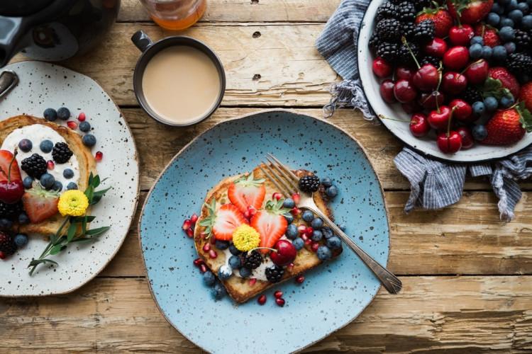 Healthy Food Spots 🥑
