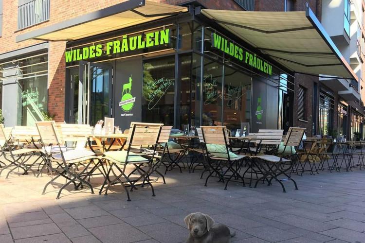 Wildes Fräulein