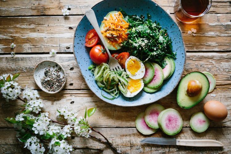 Eat healthy be happy Week