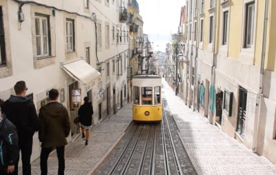 Remote Work Experience Lisbon