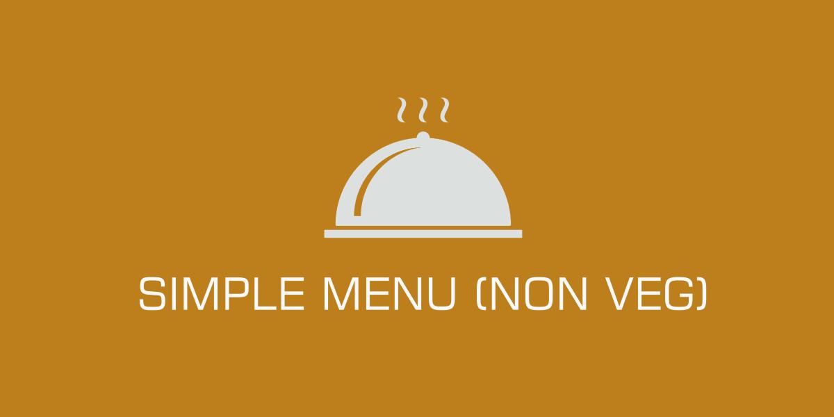 Simple-Menu-Non-Veg