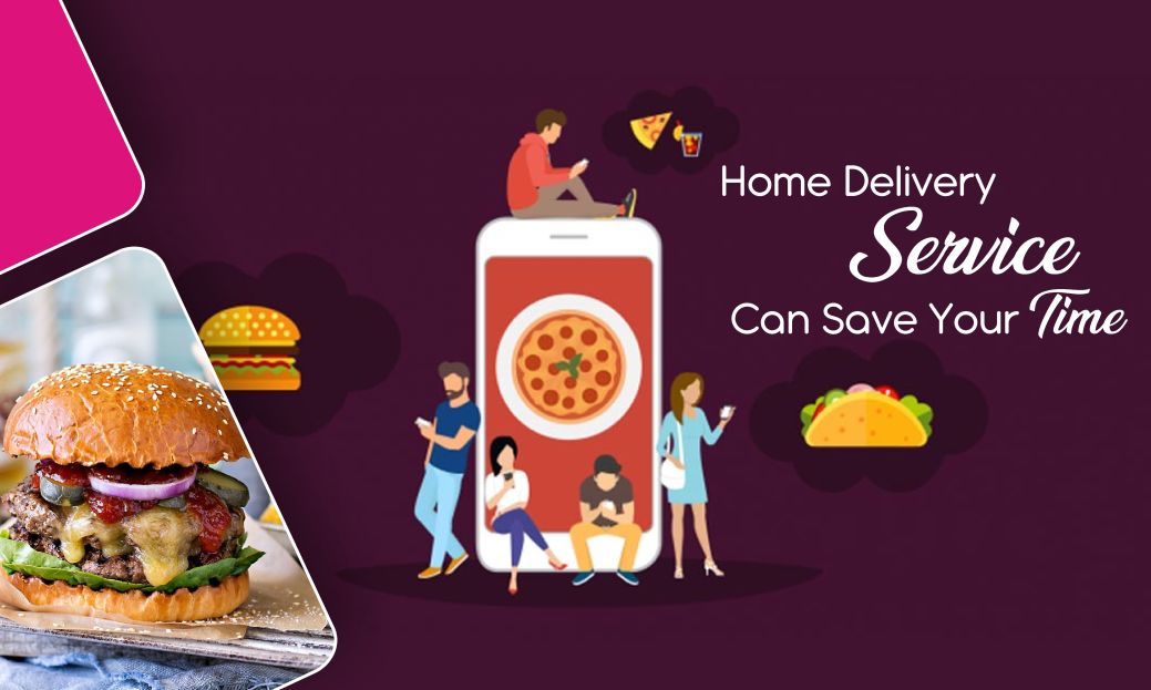 home delivery services on time at foodondeal