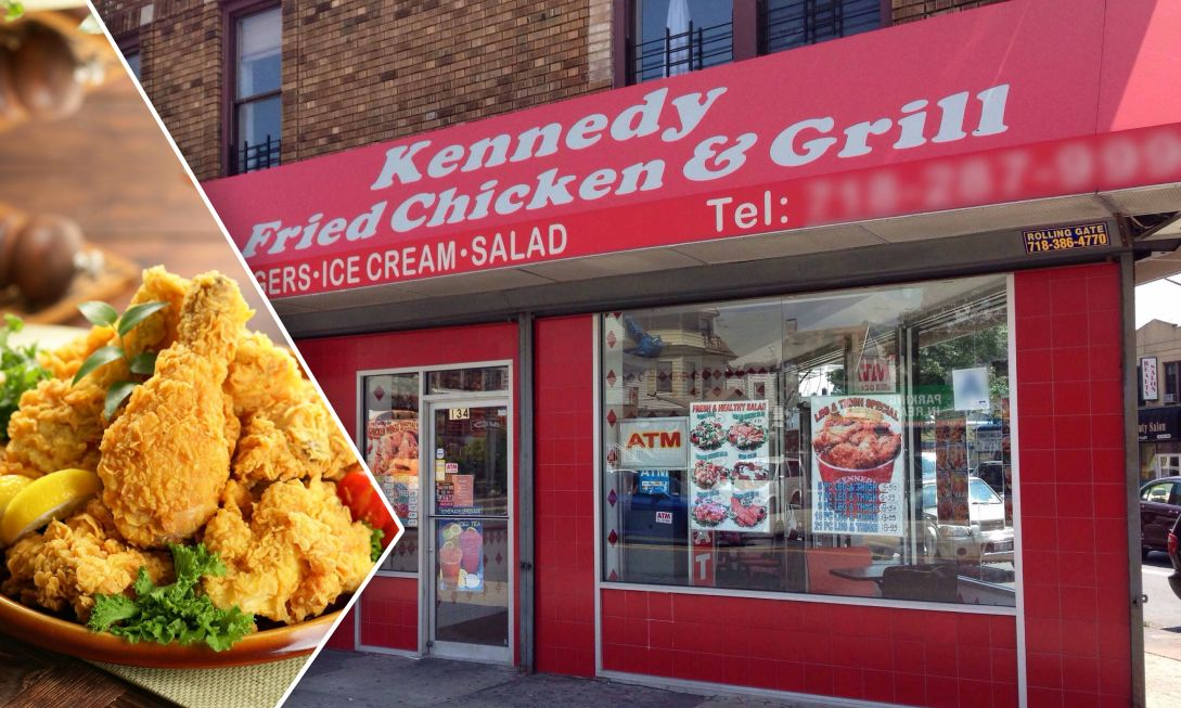 kennedy fried chicken and grill
