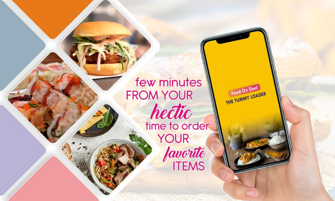 few minutes from your hectic time to order