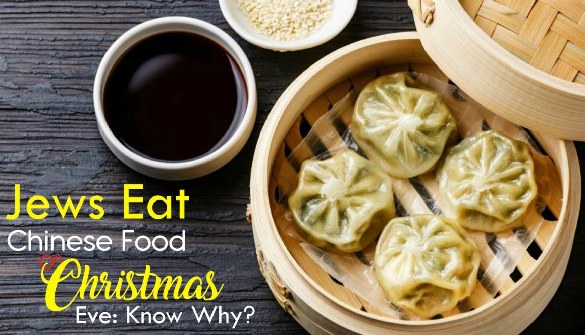 jews eat chinese food christmas