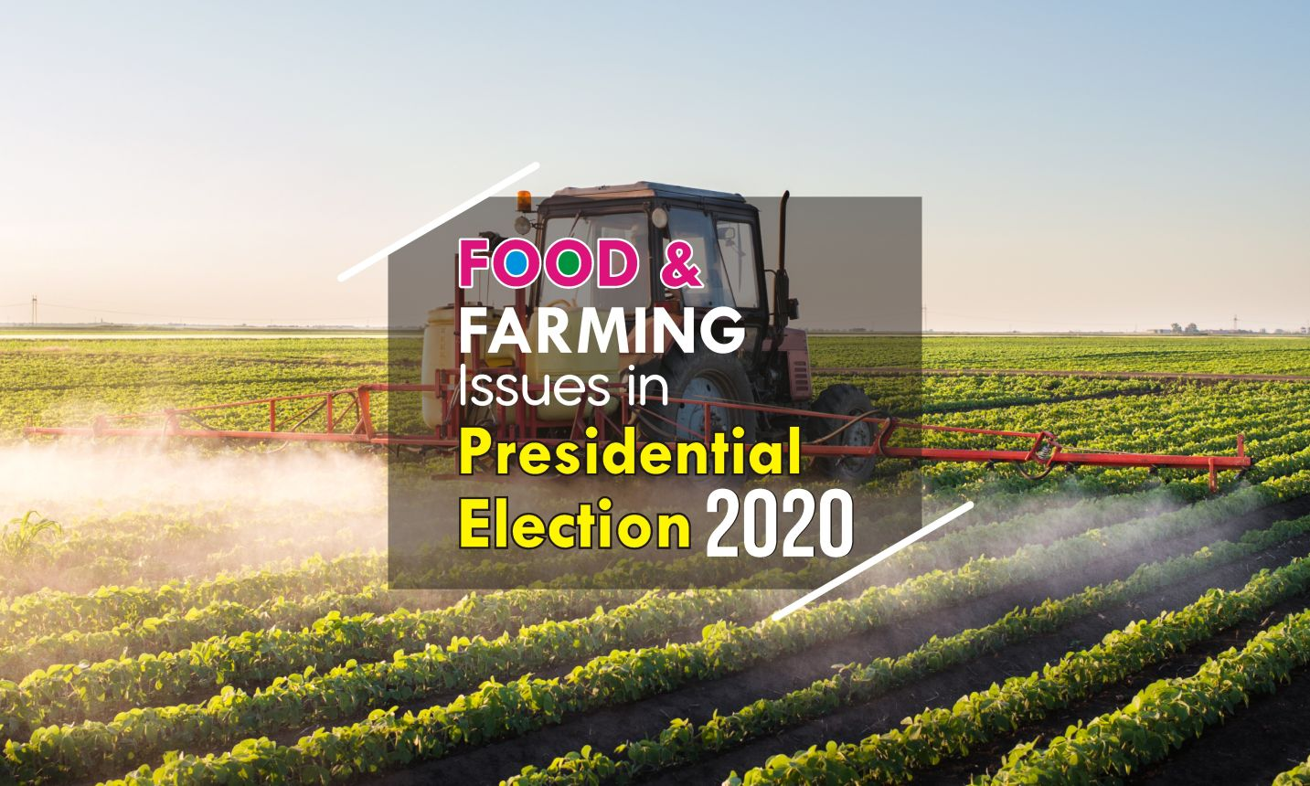food_farming presidential election 2020