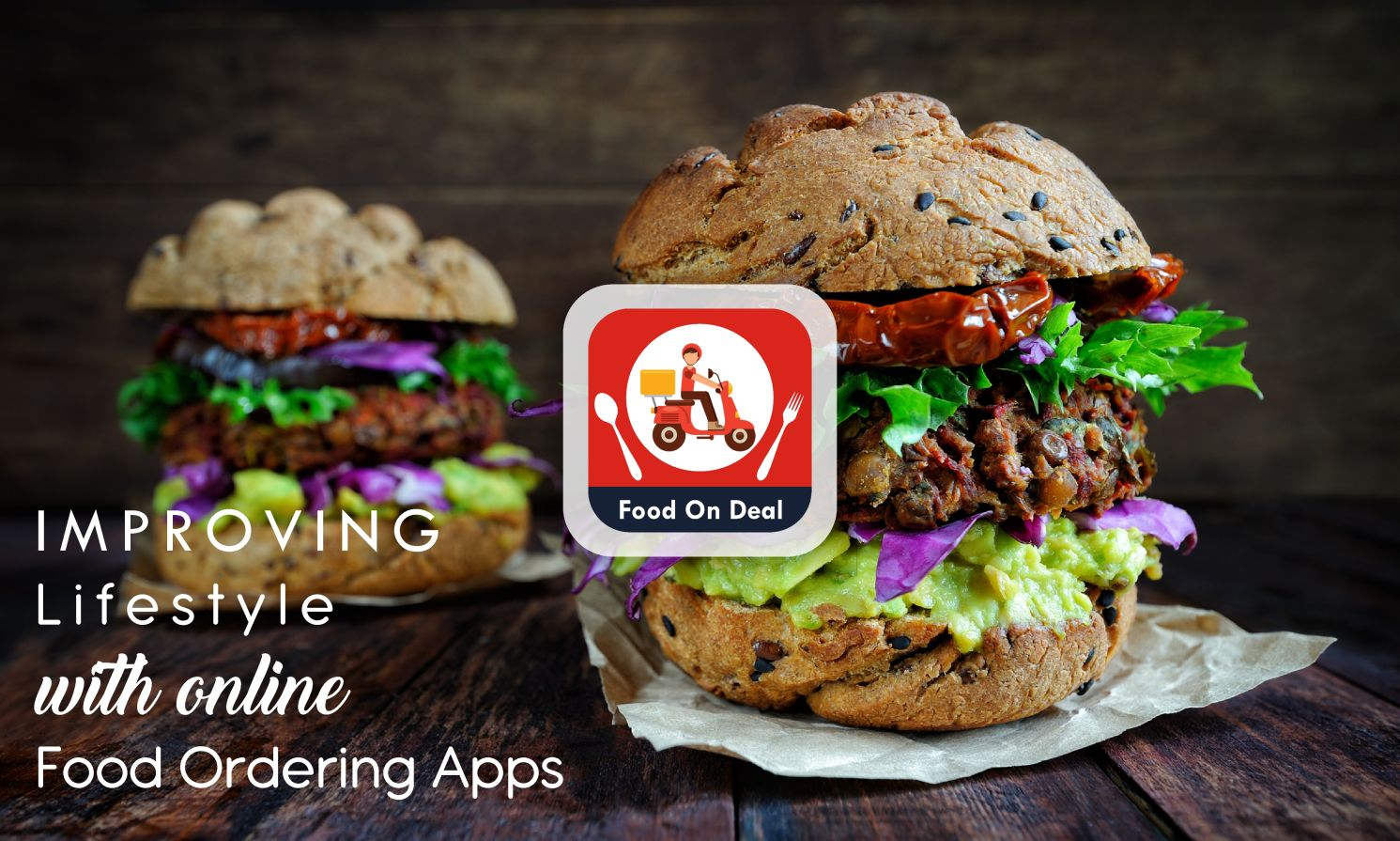 Improving Lifestyle With Online Food Ordering Apps
