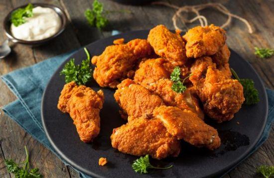 halal crown fried chicken