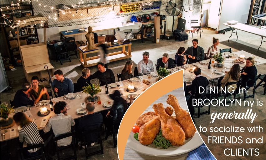 dining in brooklyn
