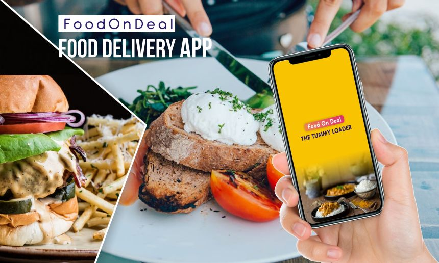 Revolving  Food Delivery Restaurants Near Me