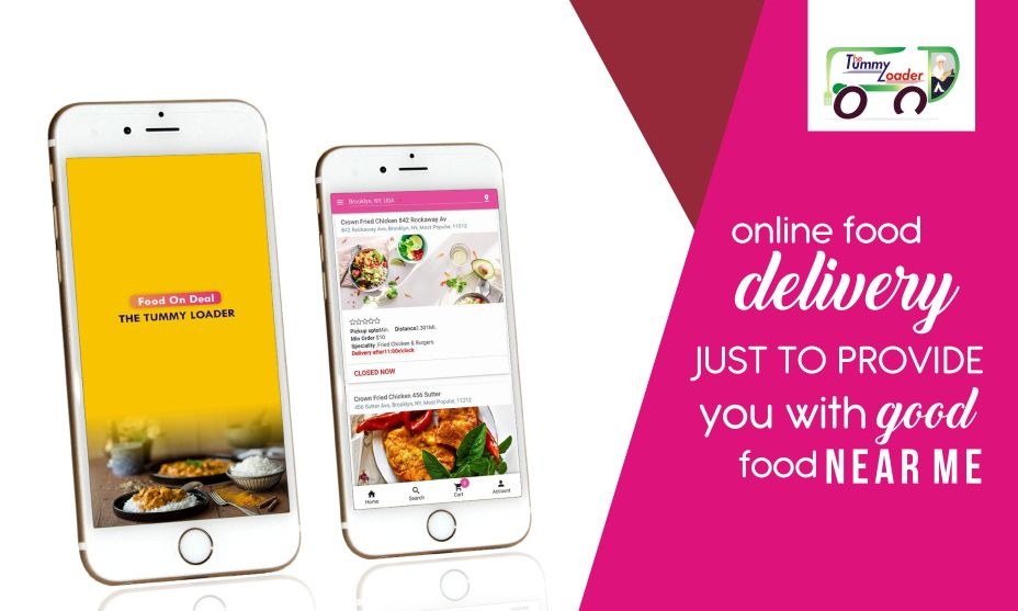 online food delivery just to provide you with good food near me