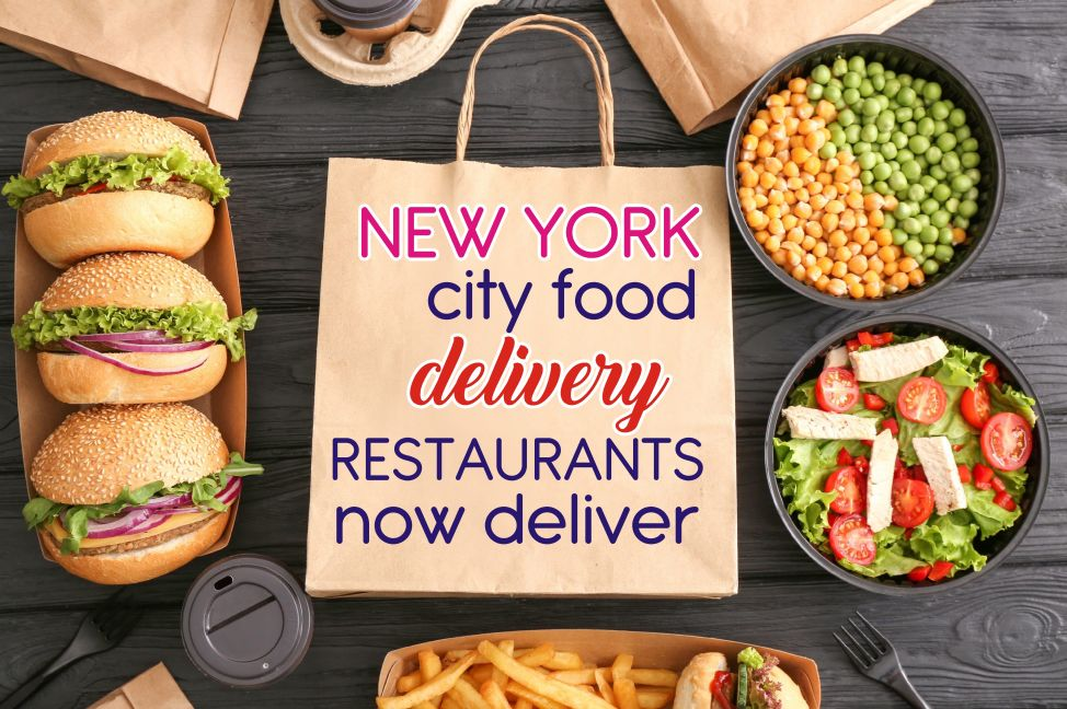 new york city food delivery