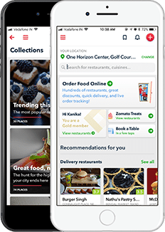 Download FoodoPlanet Mobile App