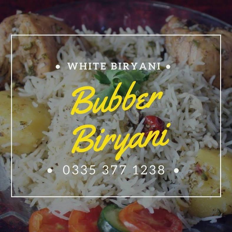 Bubber Biryani
