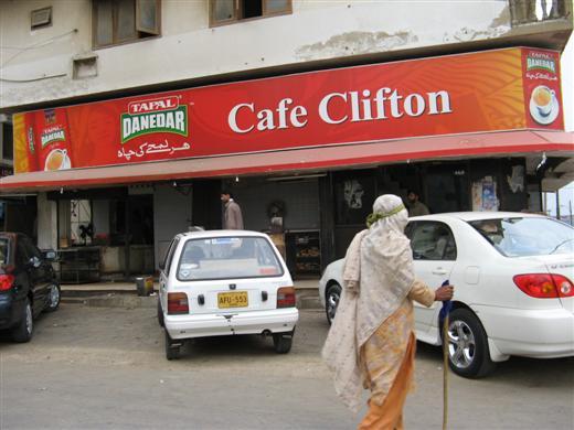 Cafe Clifton
