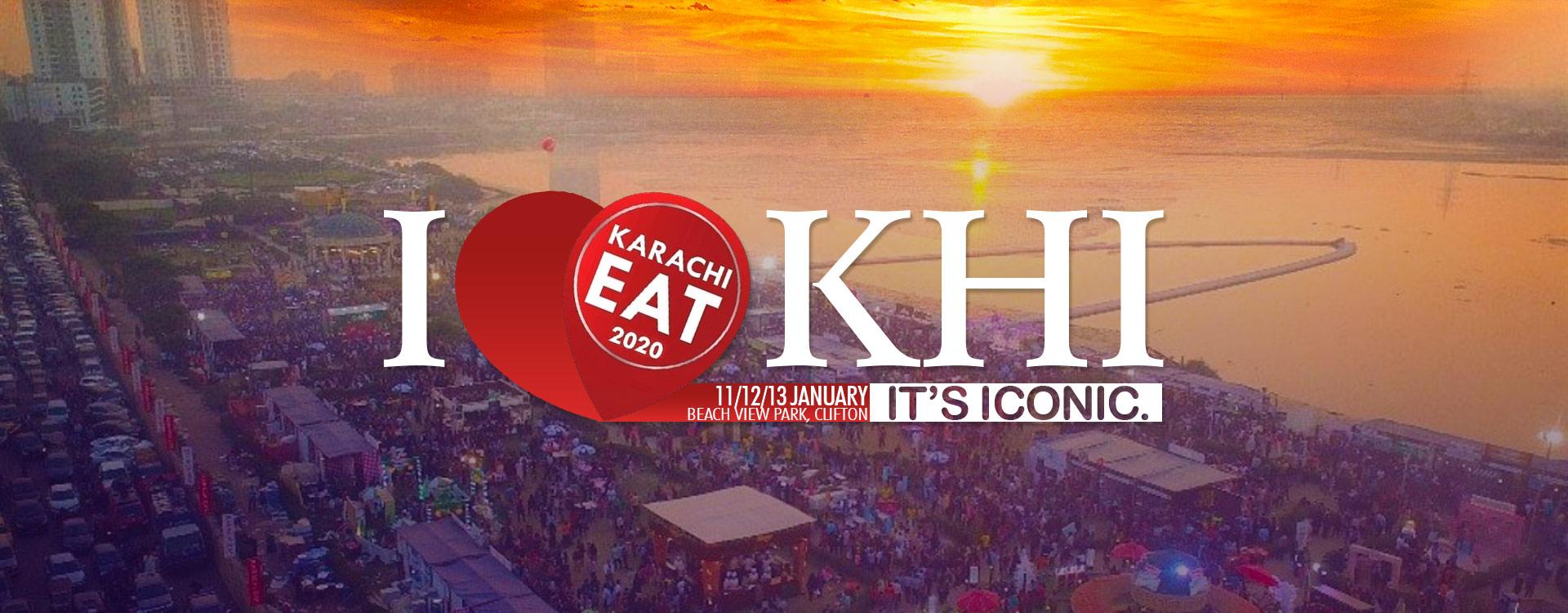 Karachi Eat Festival 2020