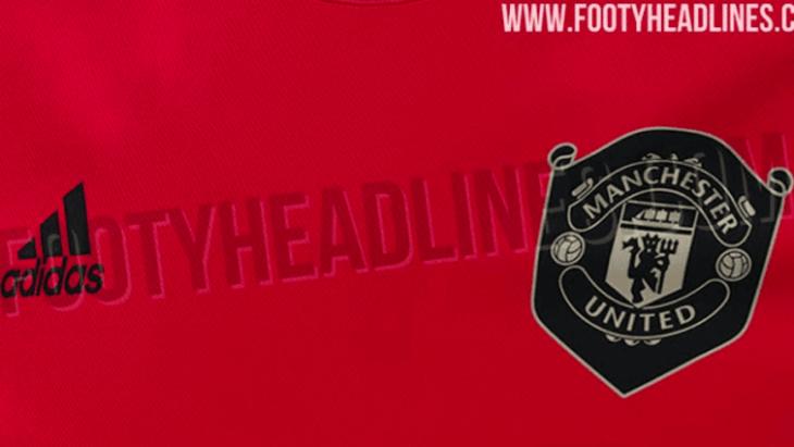new product 77f84 2e4e5 Bocoran Jersey Manchester United untuk Musim 2019-2020