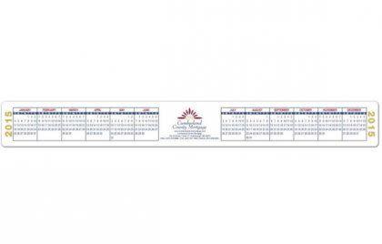 Monitor Calendar Strip