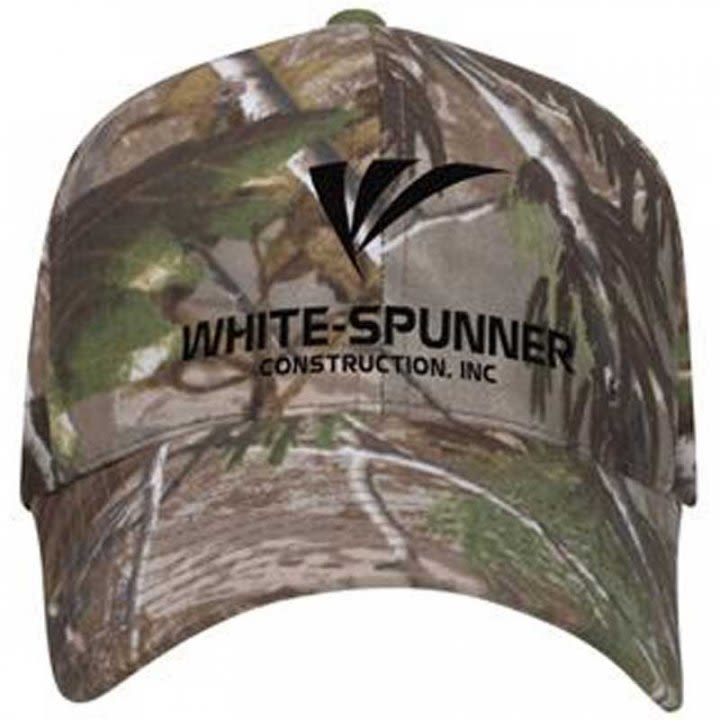Camouflage Cap with Imprinted Logo  835665b0b59