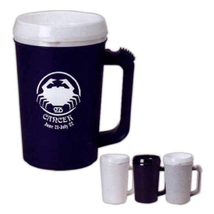 Snap On Tools Big Red 22oz Travel Mug With White Logo