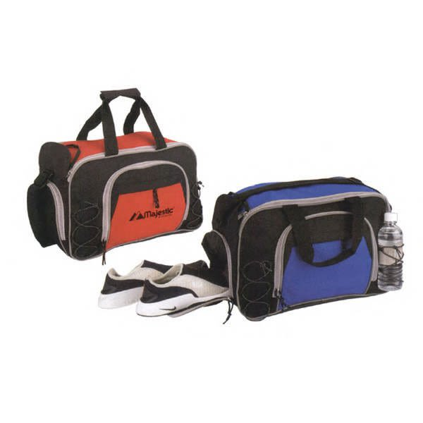 d97ac0e194a Handy Gym Duffel Bag with Custom Imprint   Promo Duffel Bags in Bulk