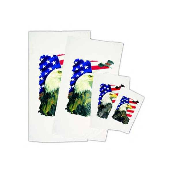 Embroidered Made In USA Golf Towel