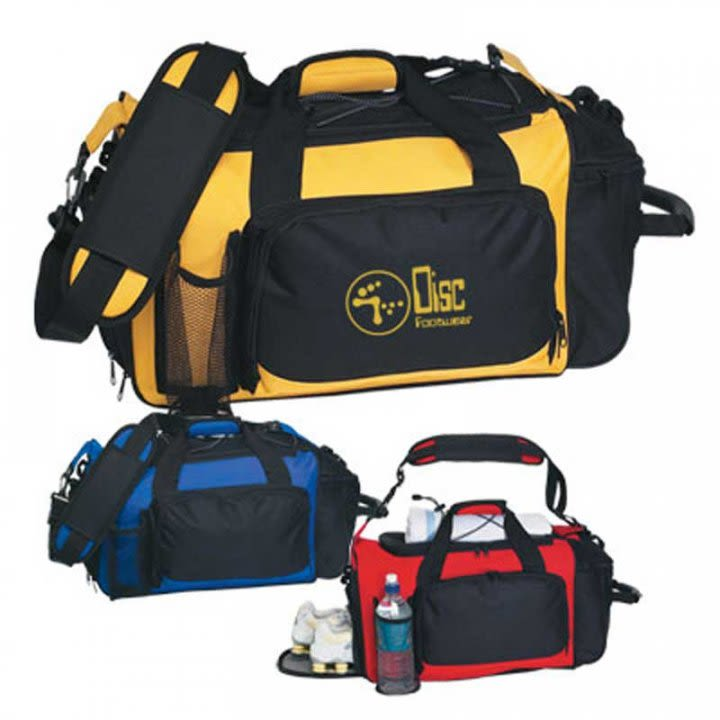 Deluxe Sports Duffel Bag  797ad32c00011